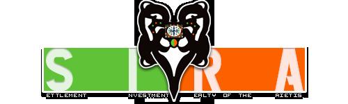 SIRA stylized banner